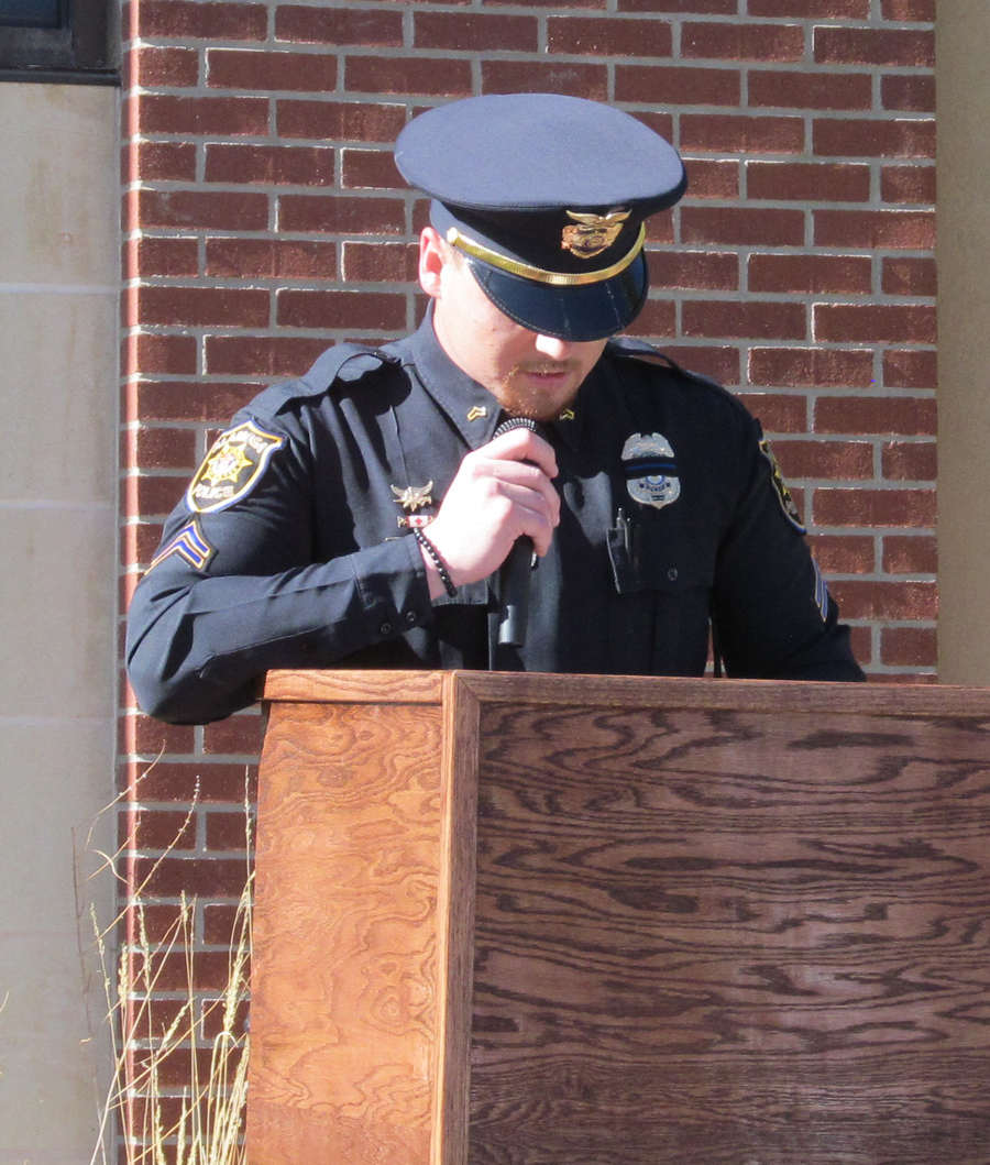 Alamosa News | Peace officer memorial services held