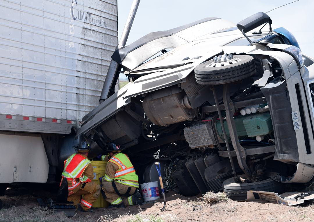 Alamosa News | UPDATED: Highway 160 and 105S accident