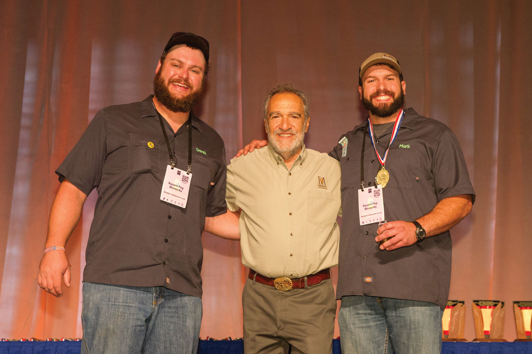 Bottoms up! Local breweries win big at Great American Beer Festival