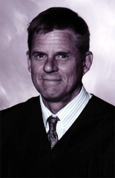 The Honorable Patrick Henry Hayes, Jr., 58