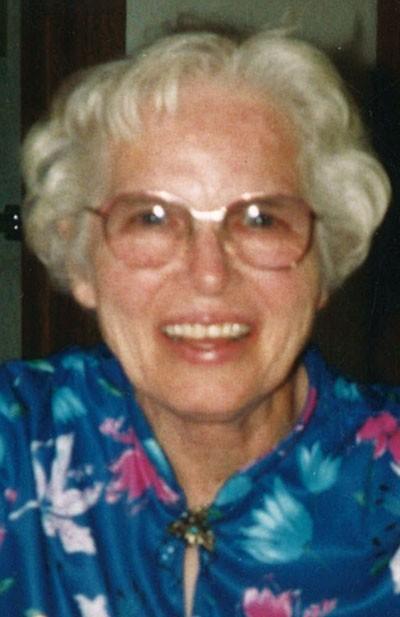 Eva Opal Hale, 88