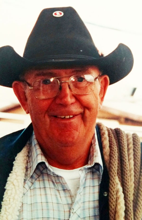 Lewis Nelson Oberrich, 88