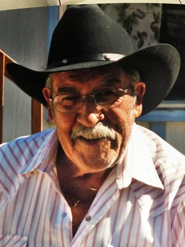 """Eligio """"Lee"""" Madrid, 90"""