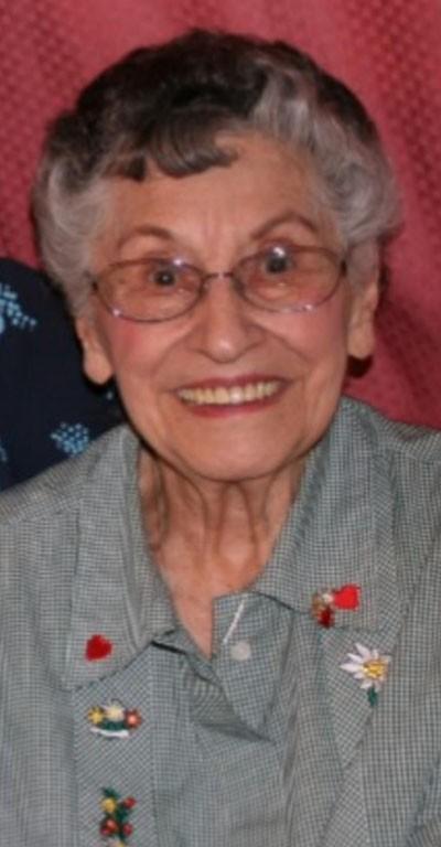 Celestina Gonzales, 99