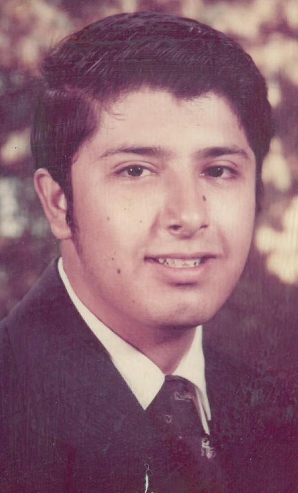 George Herman Garcia, 59