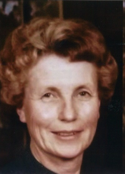 Mary Reba Crowther Christensen