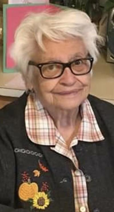 Beatrice Ortega Chacon, 89