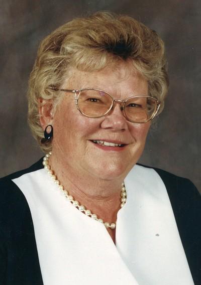 Mary Jane Thomas Rogers