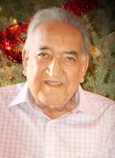 "Pedro ""Pete"" L. DeHerrera, 93"