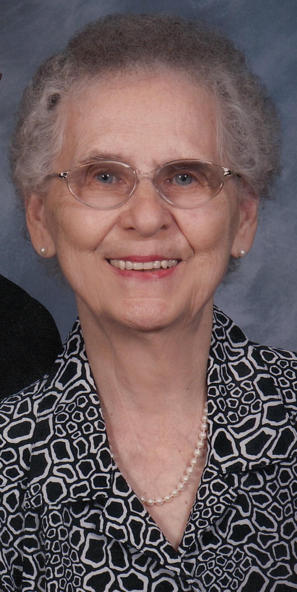 Suzanne J. Morgan, 86
